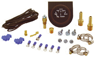 oil temperature gauge kit rh shop perma cool com Residential Electrical Wiring Diagrams Automotive Wiring Diagrams